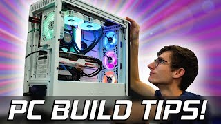 Our EASY Tips And Tricks To Build And Setup A Gaming PC Right! | #AD