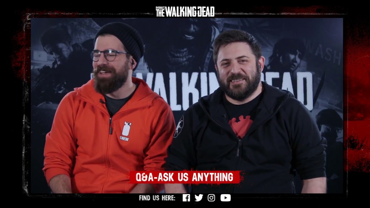 Developer Stream #9 – S02E01 Teaser and Q&A