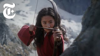 How 'Mulan' Goes to Battle | Anatomy of a Scene