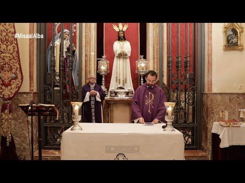 Recuerdan a enfermos y difuntos en misa del Cautivo Málaga
