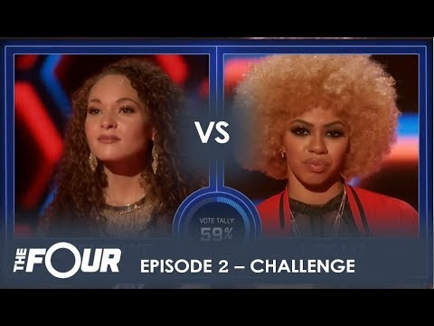Chyenne vs Lex: Pop vs. Hip-hop Battle And Zhavia Is NOT HAPPY With The Result!   S1E2   The Four