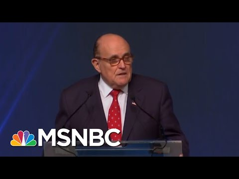 Why Legal Jeopardy Keeps Growing For Trump Attorney Rudy Giuliani | The 11th Hour | MSNBC
