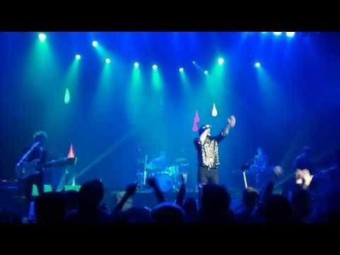 """Delfines"", TURF (Teatro Gran Rivadavia 11/6/16)"