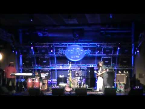 Najja Dread & Lion Pride LIVE @ the Hard Rock Cafe.wmv