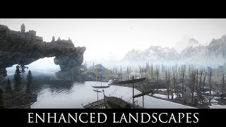 TES V - Skyrim Mods: Enhanced Landscapes