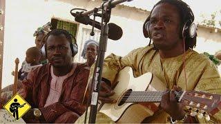 Three Little Birds (Bob Marley) feat. Baaba Maal | Playing For