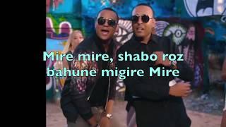 Arash ft. Mohombi - se fue Lyrics