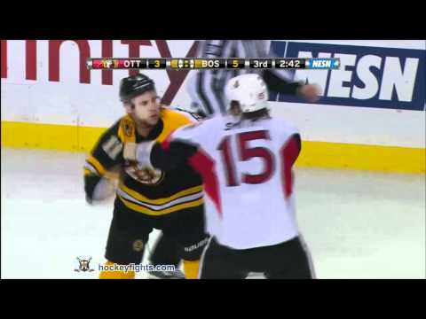 Gregory Campbell vs. Zack Smith