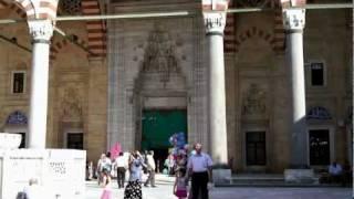 preview picture of video 'Edirne (Selimiye) de Ezan'