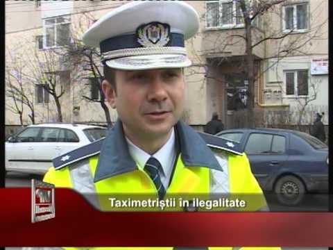 Taximetriști în ilegalitate