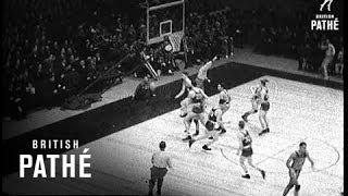 Basketball In New York (1939)
