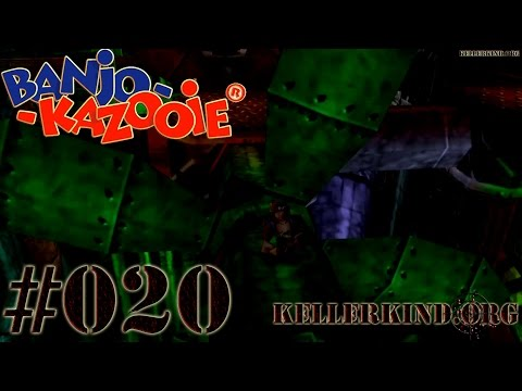 Banjo-Kazooie #020 – Rusty Bucket Bay – Fortschritt ★ Let's Play Banjo-Kazooie [HD|60FPS]