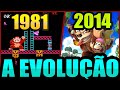 A Evolu o De Donkey Kong 1981 2014