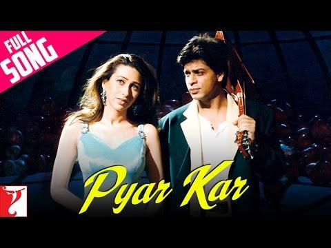 pyar kar full song dil to pagal hai shah rukh khan madhuri d