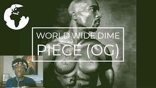 2Pac - World Wide Dime Piece (International) (OG) Reaction