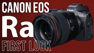 Canon EOS Ra - Astrophotography Camera | First Look
