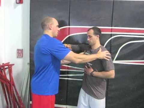 Standing External Rotation with Resistance Band