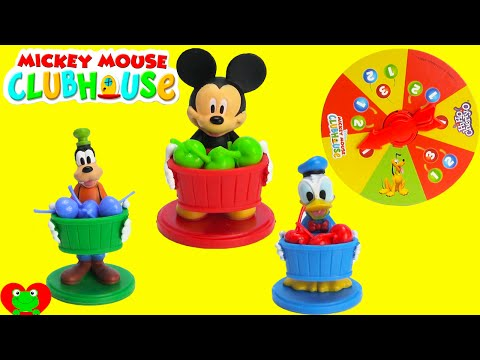Mickey Mouse Clubhouse Hi Ho Cherry O Game