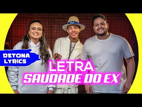 MC Don Juan e Luiza e Maurílio - Saudade Do Ex (Letra Oficial) DG e Batidão Stronda