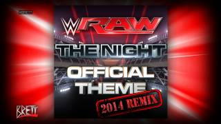 WWE: 'The Night' (2014 Remix) [iTunes Release] by CFO$ ► Monday Night RAW NEW Theme Song