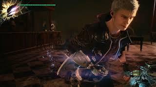 Devil May Cry 5 -  S rank Demo Speedrun