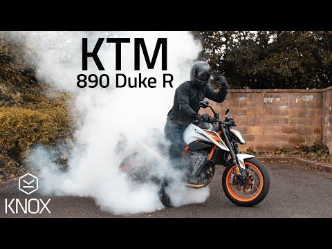2021 KTM 890 Duke R in Olathe, Kansas - Video 2