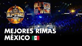 Mejores rimas God Level All Stars México 2020 | Red Bull Batalla de los Gallos