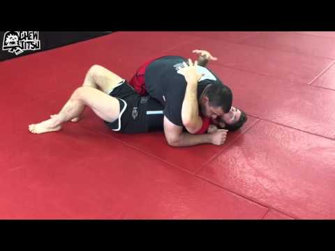 How To Escape Side Control Against A 300lbs Wrestler