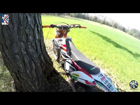 Trochę o wadach i zaletach  KTM EXCF 250 Vlog