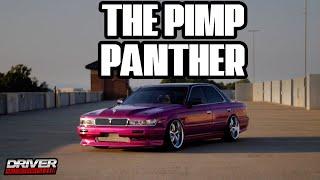 """""""The Pimp Panther"""" 1990 Nissan Laurel Club-L C33"""