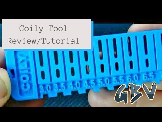 Coily Tool By Coily ~GBV Review/tutorial