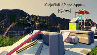 Trials Fusion - NinjaSkill / Bone Appetit [Globox]