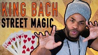 KING BACH / STREET MAGIC