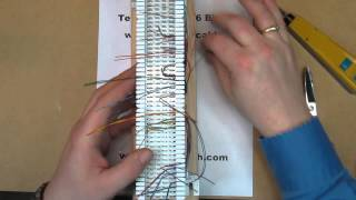 How to Terminate a 66 Block with a 25 Pair Cable - Falcon Technologies, Inc.