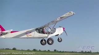 Aero-TV: Ruggedly Innovative - The New Zenith CH-750 Super Duty