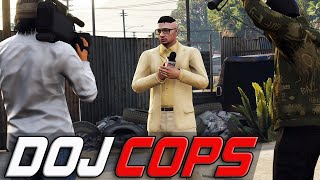 Hiring The Boom Guy | Dept. of Justice Cops | Ep.908