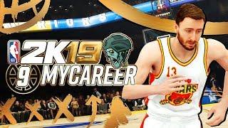 """NBA 2K19: Gameplay Walkthrough - Part 9 """"AT THE BUZZER"""" (My Player Career)"""