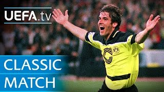Download Video Riedle and Hitzfeld on Dortmund v Juventus 1997 MP3 3GP MP4