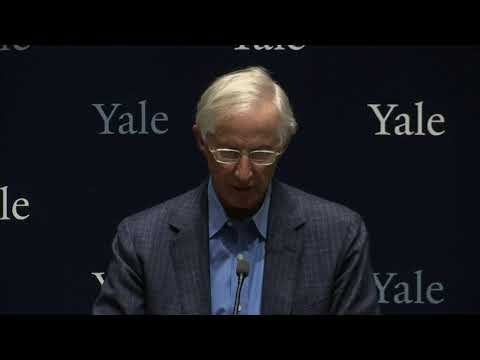 William Nordhaus, a professor at Yale University, is one of two people to win this year's Nobel Prize in economics. He is known for his pioneering work in the economics of climate change. (Oct. 8)