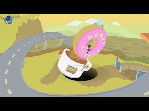 Full of Holes Trailer de Donut County
