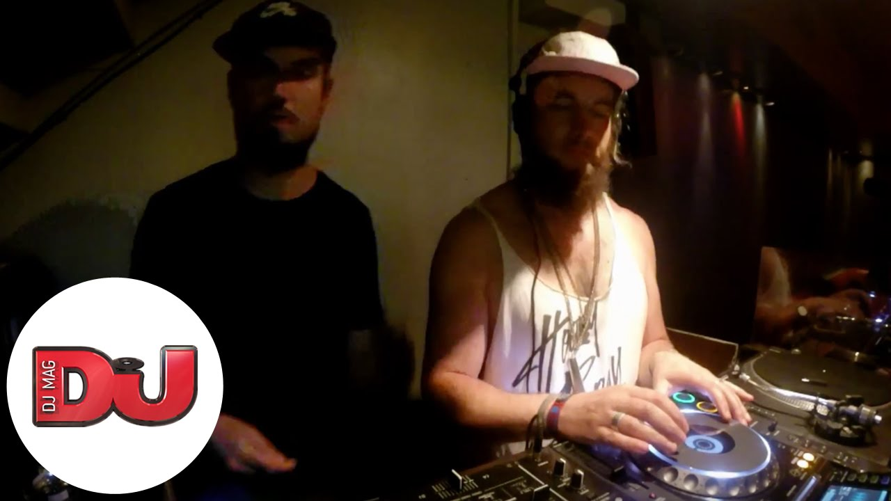Monkey Safari & Glenn Astro - Live at DJ Mag Sessions (Egg LDN pre-party) 2015