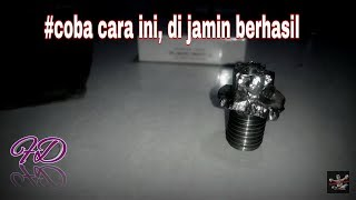 Cara Melepas Baut Yg Dol  Select ( 100% Berhasil)