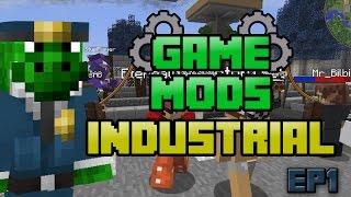 GameMods Industrial EP1: Vistoriando as cidades