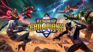 Анонсирована мобильная Онлайн-РПГ Marvel Realm of Champions