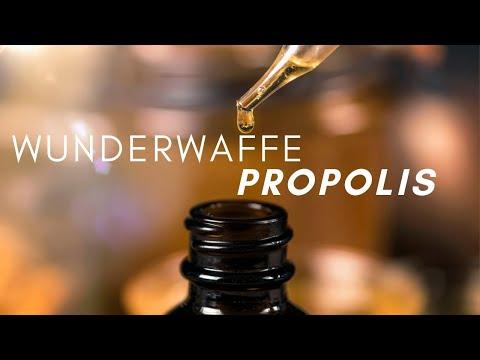 PROPOLIS   Meine Erfahrungen & Anwendungsbereiche: antiviral, antibakteriell & antimykotisch