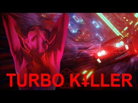 † Carpenter Brut † TURBO KILLER † Of