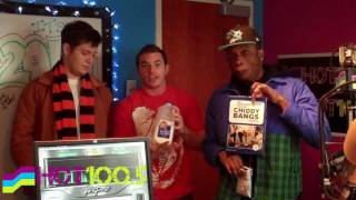 Chiddy Bang Challenge: Freestyle while eating Breakfast
