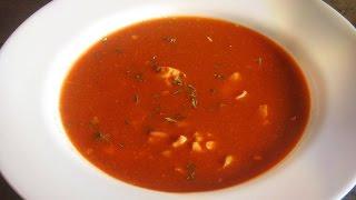 Halászlé Hungarian Fishermans Soup Recipe /with Carp/trout/freshwater Fish