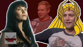 Xena vs She-Ra | DEATH BATTLE Cast