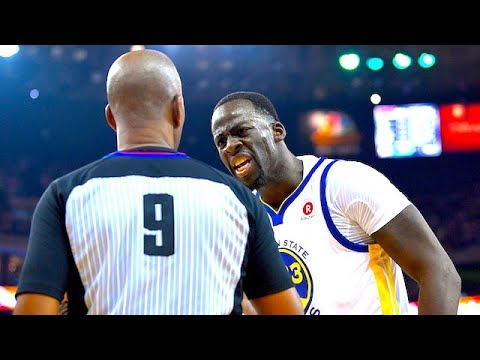 Turner Sports NBA Analyst Greg Anthony on Players vs Refs – 1/19/18